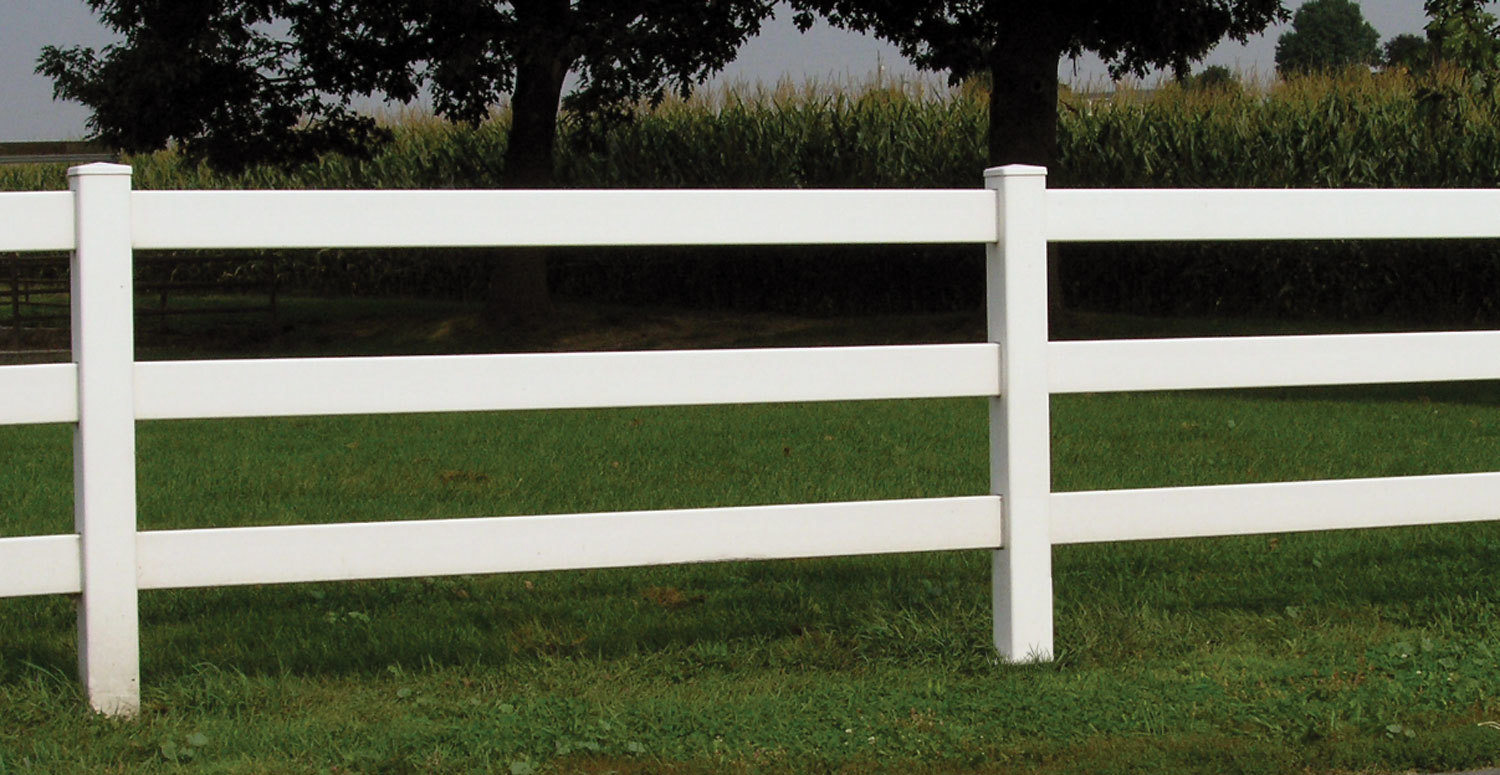 The simplest fence -- How to build a fence
