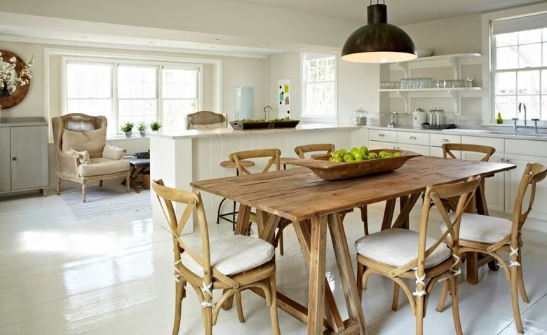 How to Make a Dining Farmhouse Table – Step-by-Step DIY Guide -- Perfect dining room centerpiece  Rustic Farmhouse Table