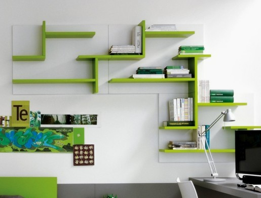 How to make a floating shelf Step-by-step DIY guide - You can go as bold.. or as green as you want