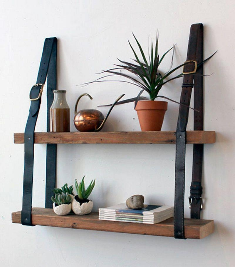 How to make a floating shelf Step-by-step DIY guide - You can use 'moral support' for your floating shelf