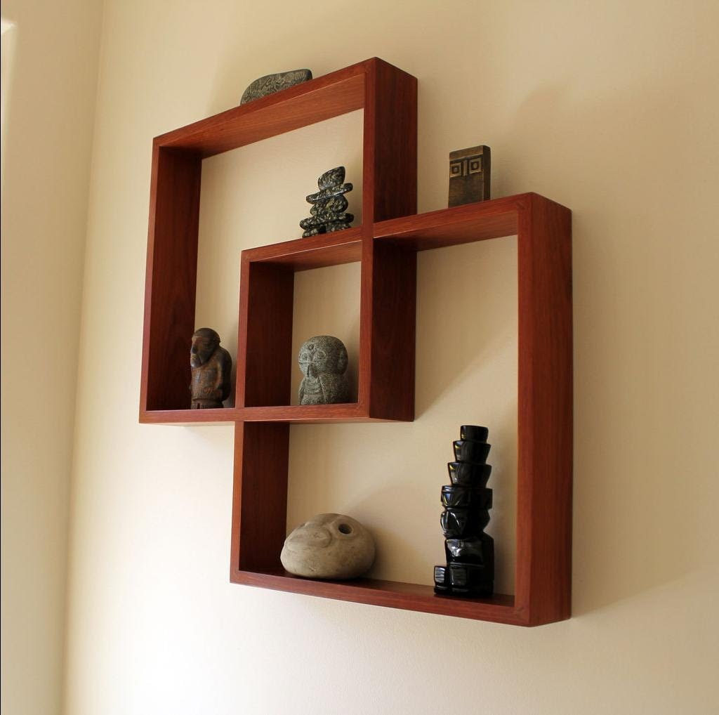 How to make a floating shelf Step-by-step DIY guide - A safe bet for decorating any room is floating shelves