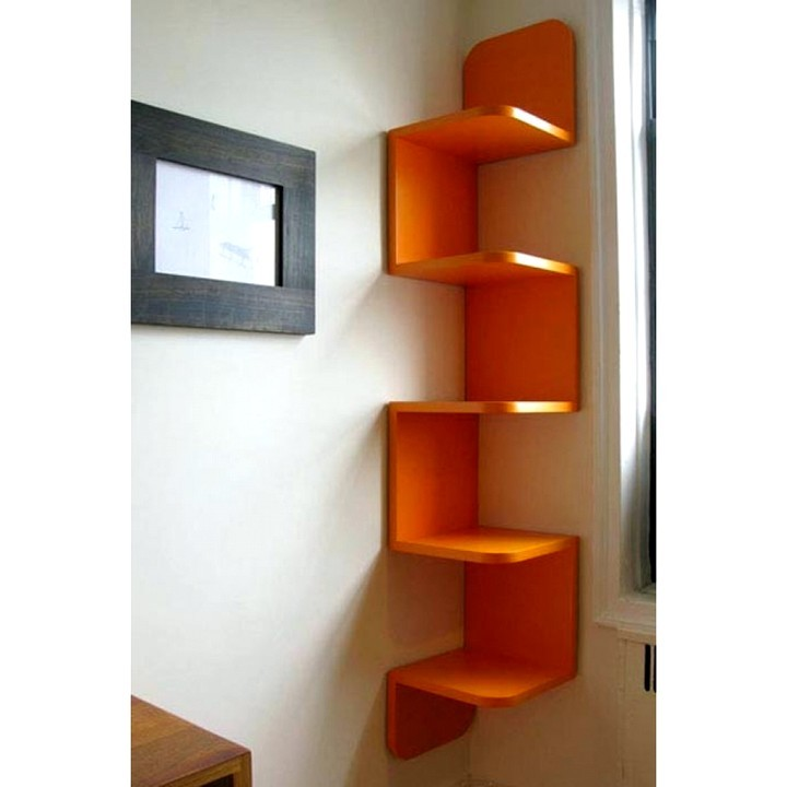 How to make a floating shelf Step-by-step DIY guide - Floating snaky shelf looks fine - but it'll take ages to sand and varnish