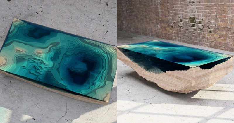 How to make a DIY Epoxy Resin Table - River Table – Step-by-Step Guide -- Well, I mean, if you have the time...