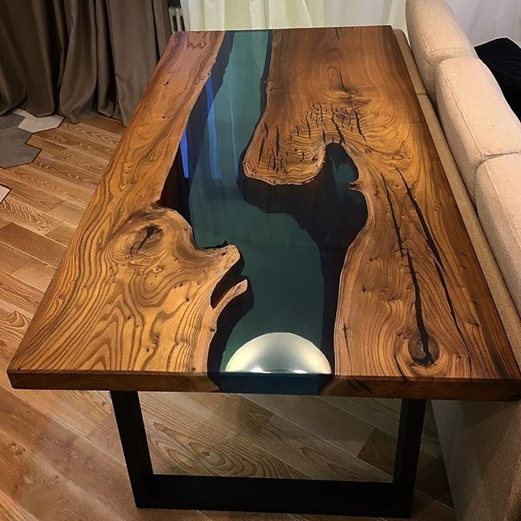 How to make a DIY Epoxy Resin Table – Step-by-Step Guide