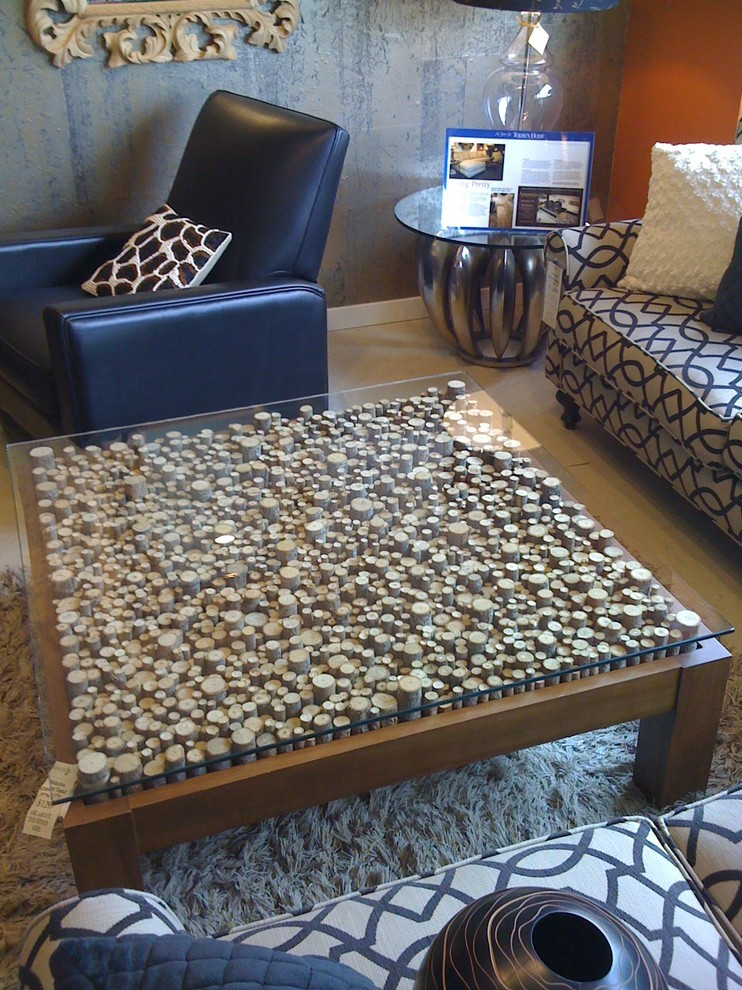 How to Make a Coffee Table -- Step-by-Step DIY Guide -- There's no such thing as too-much-wine - if your goal is making this beauty