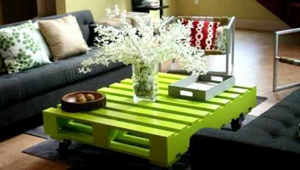 How to Make a Coffee Table -- Step-by-Step DIY Guide -- DIY Coffee Table from an Old Radiator (Heater)