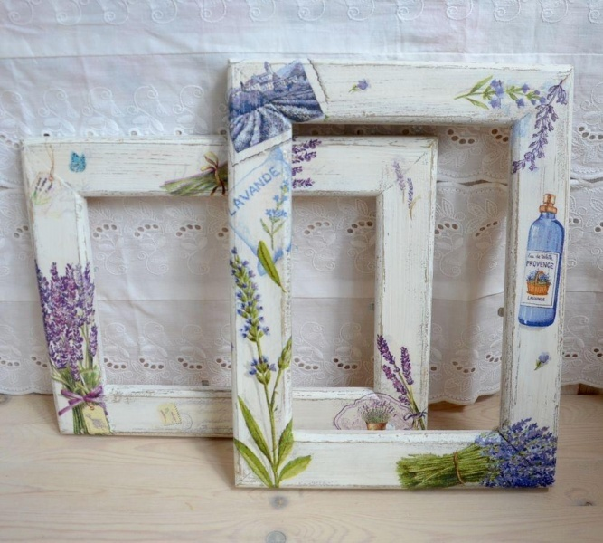 How to Make a DIY Picture Frame – Step-by-Step Guide -- A frame for a picture on the wall made with your own hands from scrap materials can emphasize the content, and also make your room comfortable and cozy