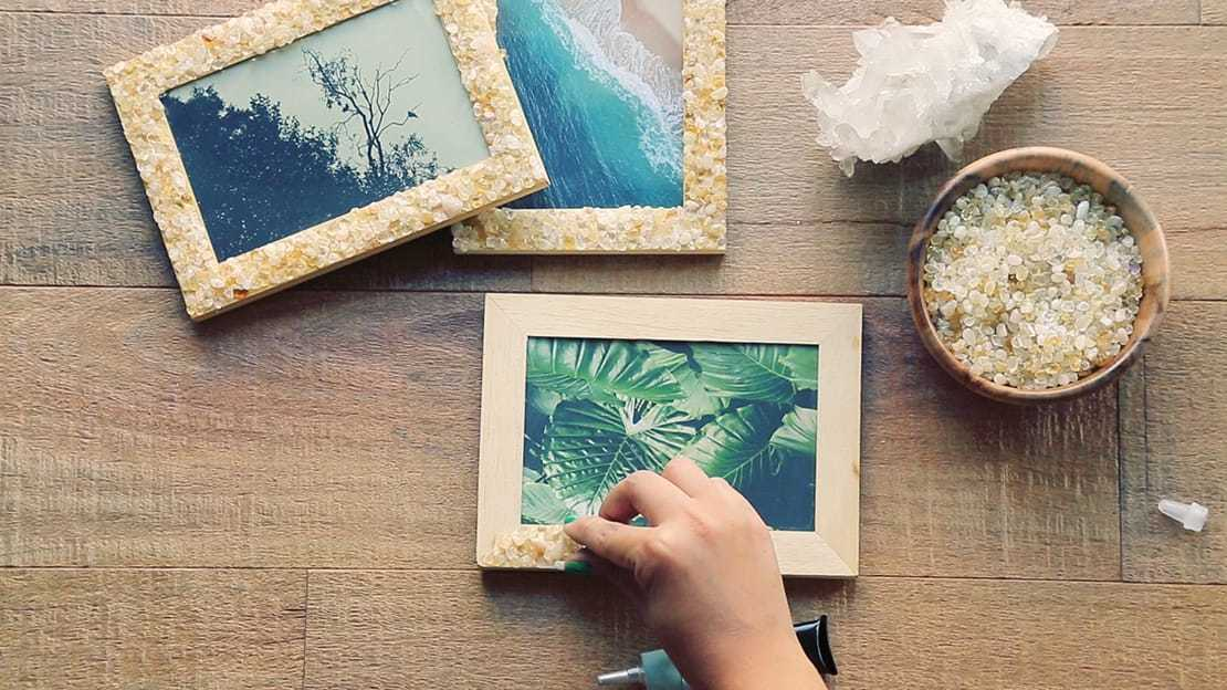 How to Make a DIY Picture Frame – Step-by-Step Guide -- Making picture  frames is an exciting activity
