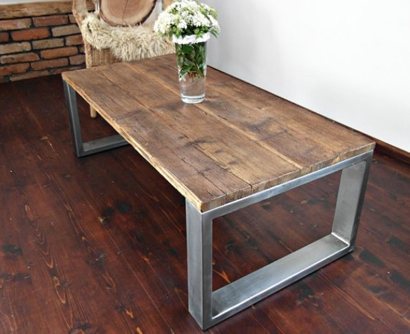 How to Make a Coffee Table -- Step-by-Step DIY Guide -- There are many ways to decorate the table