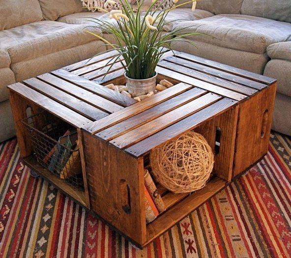 How to Make a Coffee Table -- Step-by-Step DIY Guide -- There are countless varieties of the original coffee table